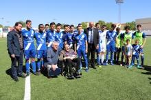 Homenaje a Antonio Caba
