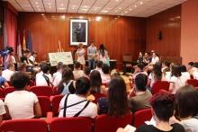 Más de cien jóvenes disfrutarán de un verano 'VIP'