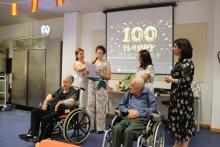 Ramón cumple 100 años