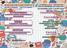 Actividades Juventud 2019-20