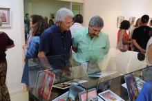 Exposición 'Reyes, sotas y algún caballo' de Teo Serna