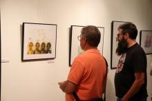 Exposición 'Ilustraciones, procesos cruzados' de Pilar Criado