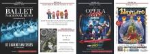 Programación diciembre 2019 Gran Teatro