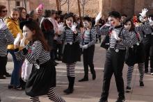 El colegio Tierno Galván presentó los felices años 20 y el cine mudo