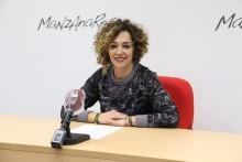 Beatriz Labián, portavoz del Equipo de Gobierno
