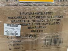 El pedido de mascarillas quirúrgicas para la población llega a Manzanares