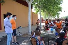 Los menores de Manzanares '¡viven el verano… de manera diferente!'
