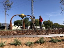 Manzanares da forma a su proyecto de 'cinturón verde'