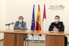 Comparecencia del concejal de Seguridad Ciudadana y del Jefe de la Policía Local