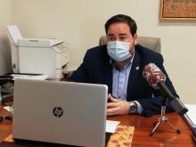 Pablo Camacho, concejal de Políticas de Empleo