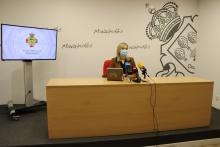 Laura Carrillo ha presentado la programación
