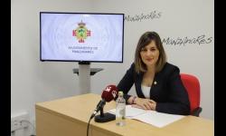 Isabel Díaz-Benito concejala de Obras