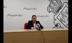 Juan López de Pablo, concejal de Tráfico y Seguridad Ciudadana (18-05-20)