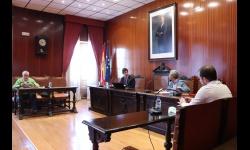 Reunión del Ayuntamiento con AEMPOMAN (20 de mayo de 2020)