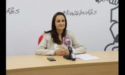 Prado Zúñiga, concejala de Servicios Sociales
