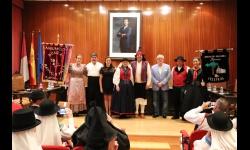 Recepción oficial Festival Nacional de Folclore 'Ciudad de Manzanares' 2019