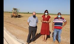Manzanares pone en marcha su plan de arreglo de caminos con la obra del de los negrizales