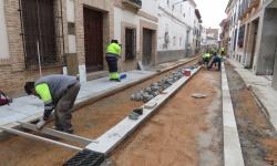 Los planes de empleo municipales han dado una oportunidad laboral y contribuyen a mejorar la ciudad
