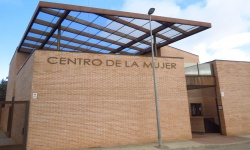 Exterior del Centro de la Mujer