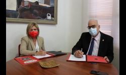 Renovado el convenio entre Cruz Roja Española y el Ayuntamiento para el desarrollo del proyecto Promoción del éxito escolar