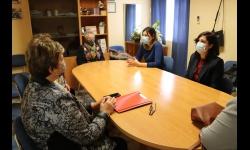 Reunión con la asociación vecinal del barrio del Río