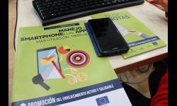 CapacitaTIC+55 - Curso 'Manejo de smartphone, las apps más útiles del mercado'