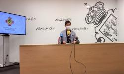 Manuel José Palacios en rueda de prensa