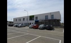 Exterior del Vivero de Empresas de Manzanares