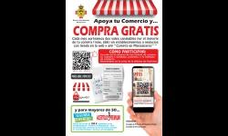 Campaña apoya a tu comercio y compra gratis