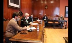 Firma del convenio del Ayuntamiento con Aempoman
