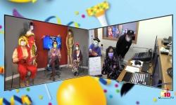Especial carnaval en Manzanares10TV