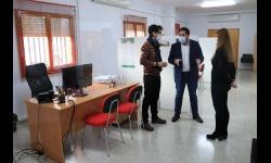 Nuevas dependencias del SOIL en el centro cívico social 'Divina Pastora'