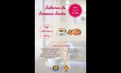 Cartel de la campaña 'Sabores de Semana Santa'