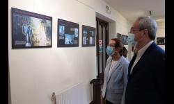 Inauguración de la exposición 'Mitología y superstición en la Mancha'