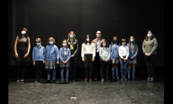Entrega de premios del I concurso 'Dibujamos la Igualdad'