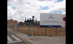 Solar cedido en 2009 para el nuevo centro de salud