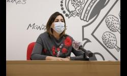 Isabel Díaz-Benito, concejala de Obras y Medio Ambiente
