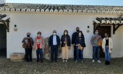 Visitantes en el Museo del Molino Grande
