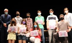IV Certamen de Pintura Escolar 'Jóvenes Artistas'