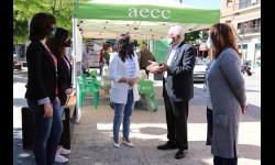 Cuestación de la AECC