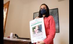 Prado Zúñiga presenta el cartel de este programa contra la soledad no deseada
