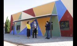 Finalización de las obras de la nueva Escuela de Música y Danza 'Guillermo Calero'