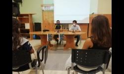 Espacio de Juventud con Víctor Arévalo y Toni Abadía