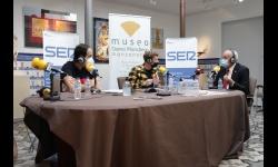 Julián Nieva en el especial 'Hoy por Hoy Ciudad Real' por el Día Mundial del Turismo 2021 desde Manzanares