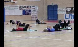Escuela deportiva Pilates