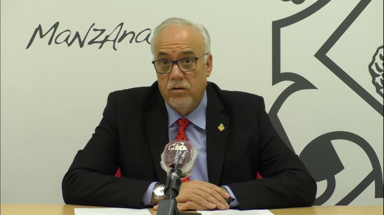 Julián Nieva explica la situación a día 17 de marzo
