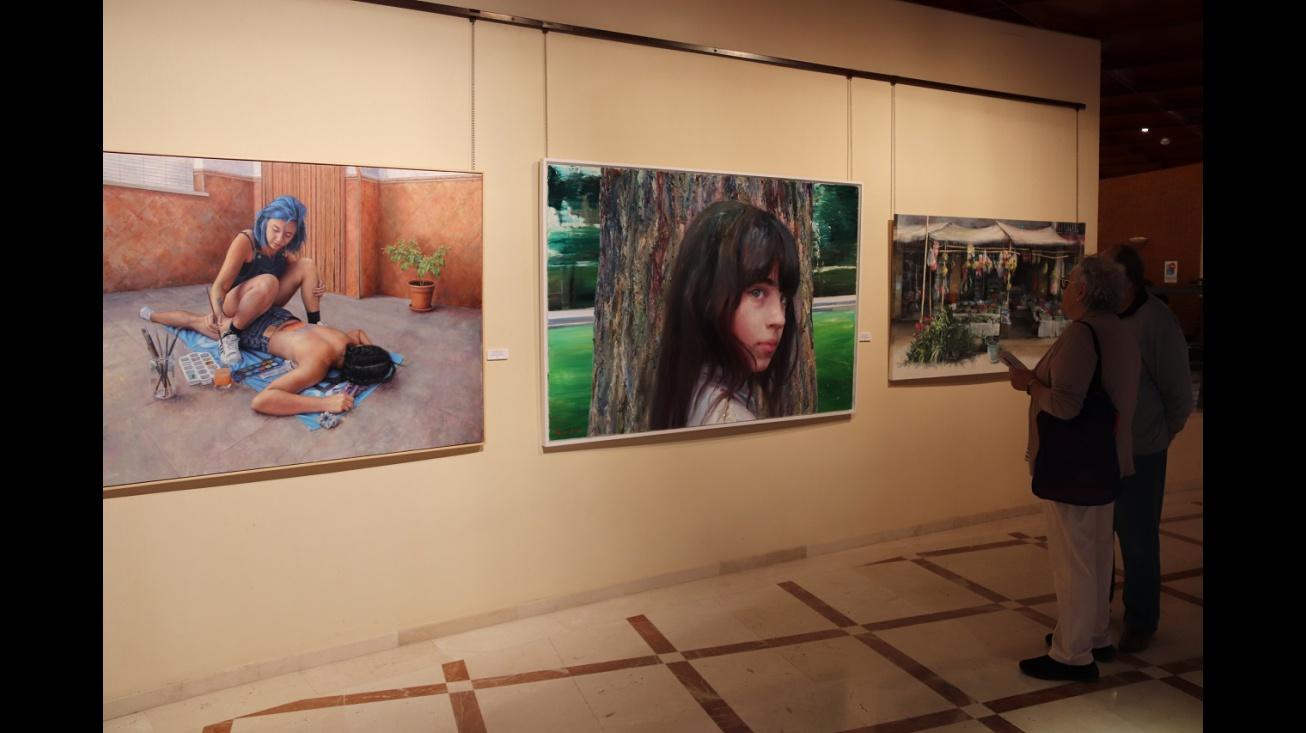 Exposición del 43 Certamen Nacional de Artes Plásticas 'Ciudad de Manzanares'  (12)