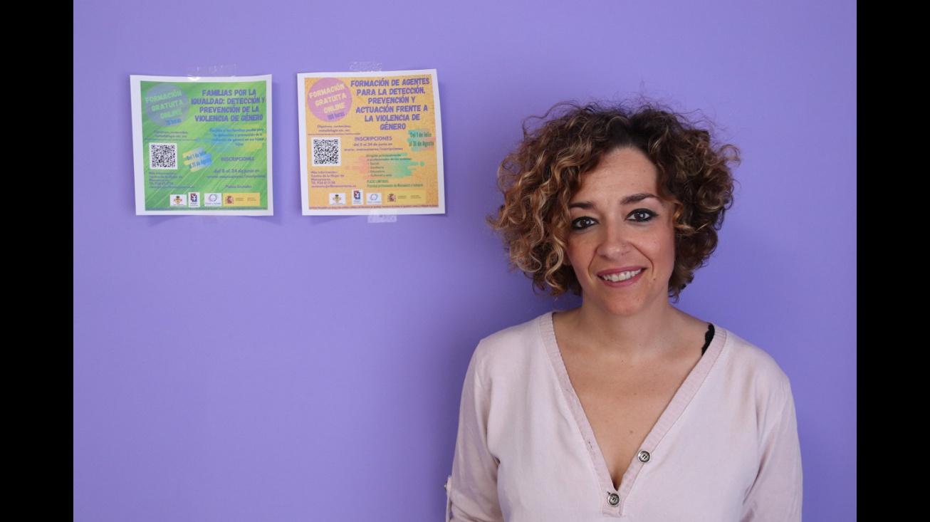 Cursos de formación online gratuitos en violencia de género del Centro de la Mujer