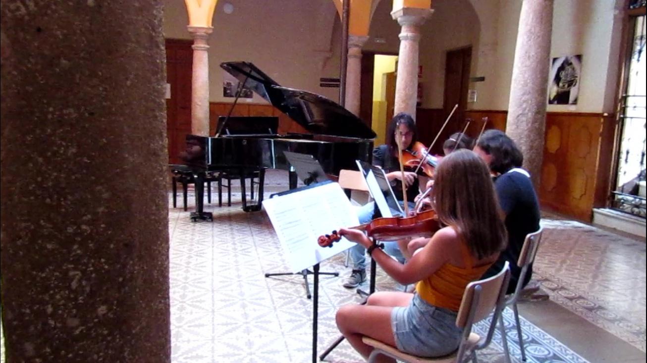 Escuela de Música 'Guillermo Calero'