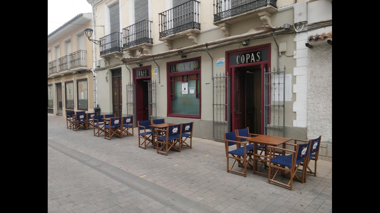 Terrazas de bares y restaurantes en Manzanares